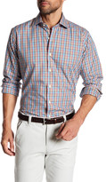 Peter Millar Autumn Check Long Sleeve Shirt