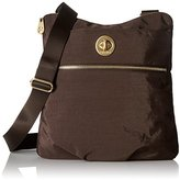 Baggallini Gold International Hanover JAV Cross Body