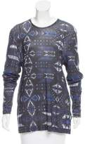 Just Cavalli Printed Long Sleeve Tunic w/ Tags