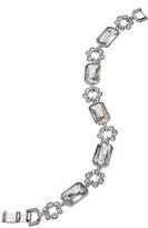 Carolee Regal Reflection Crystal Flex Bracelet