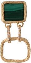 Roxy Elhanati 18kt gold diamond Delight earring