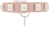 Rebecca Minkoff Leather Bracelet with Studs
