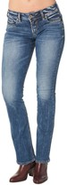 Thumbnail for your product : Silver Jeans Co. Silver Jeans Suki Mid Rise Slim Bootcut Jean