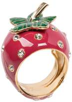 Juicy Couture Strawberry Statement Ring