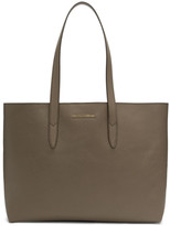 Dolce & Gabbana Taupe Dauphine Shopping Tote