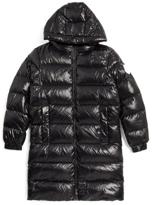 Moncler Enfant Berry Padded Parka (12-14 Years)