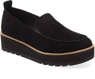 Eileen Fisher Ells Platform Loafer