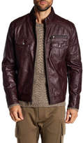 Kenneth Cole New York Faux Leather Jacket