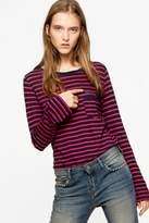 Zadig & Voltaire Regy Stripes t-shirt