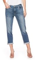 Paige Women's Jimmy Jimmy High Waist Crop Boyfriend Jeans