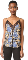 Rodarte Embroidered Floral Lace Camisole
