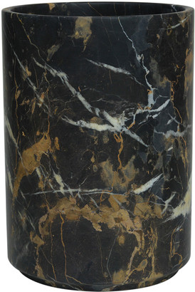 Marble Crafter Eris Collection Wastebasket with Liner