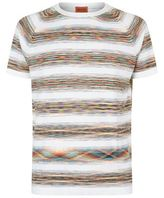 Missoni Multi-colour Stripe T-shirt