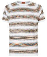 Missoni Multi-Colour Stripe T-Shirt