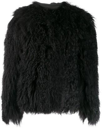 Isaac Sellam Experience Magnolie fur coat