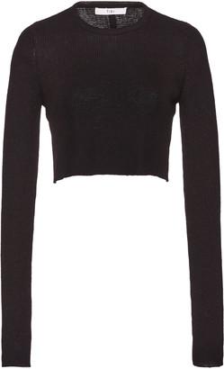 Tibi Alpaca Pullover Sweater