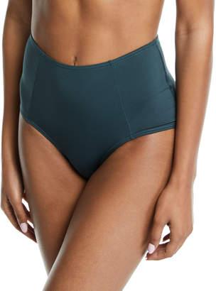 Mei L'ange Aurora High-Waist Bikini Swim Bottoms