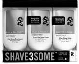 Billy Jealousy Shave3Some Kit