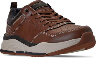 Skechers Relaxed Fit Benado Treno Oxford Casual Sneakers from Finish Line