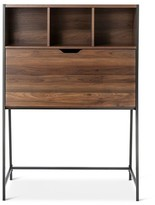 Threshold Secretary Desk in Walnut