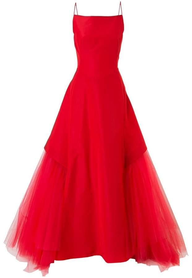 Zac Posen flared dress
