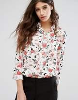 Oasis Floral Print Shirt