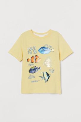 H&M Graphic-design T-shirt
