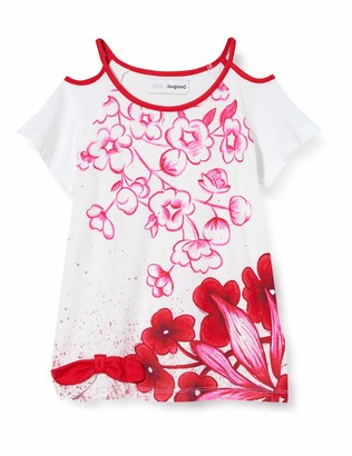 Desigual Girl's Ts_Londres T-Shirt