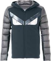 Fendi Bugs padded panel jacket