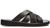 Dolce & Gabbana Multi-strap leather sandals