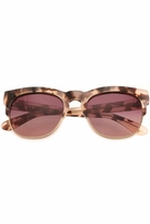 Wildfox Couture Sunwear Clubfox Frame in Antique Leaves