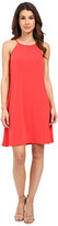 MICHAEL Michael Kors Solid Matte Jersey Halter Dress