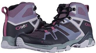 Oboz Arete Mid (Blush) Women's Shoes
