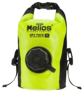 Dog Helios 'Grazer' Water-resistant Outdoor Travel Dry Food Dispenser Bag