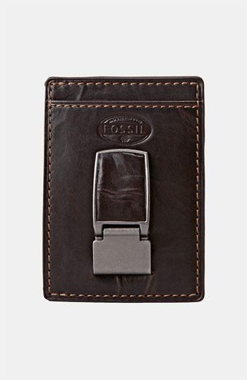 Fossil 'Norton' Money Clip Wallet