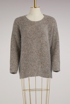 Roberto Collina Crewneck chine wool Sweater