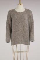 Roberto Collina Crewneck chine wool Sweater
