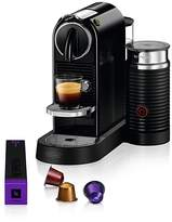 Nespresso Citz & Milk Bundle By De'Longhi