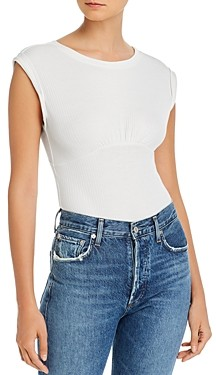 Fore Muscle Tee Bodysuit