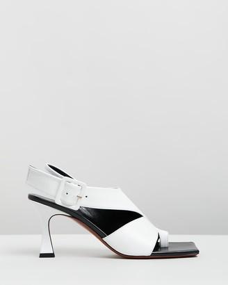 MANU Atelier Rey XX 80 Sandals