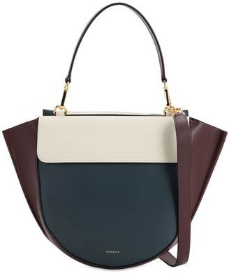 Wandler Medium Hortensia Leather Bag