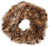 Barneys New York WOMEN'S LEOPARD-PRINT RABBIT FUR STOLE
