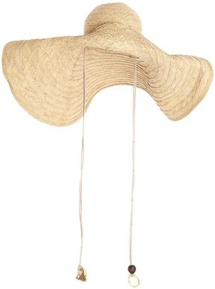 Ruslan Baginskiy Oversized Brim Hat