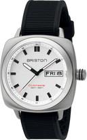 Briston 16342.S.SP.2.RB Clubmaster sport steel watch