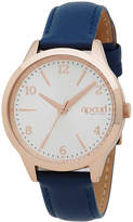 Rip Curl Taylor Leather Watch Gold