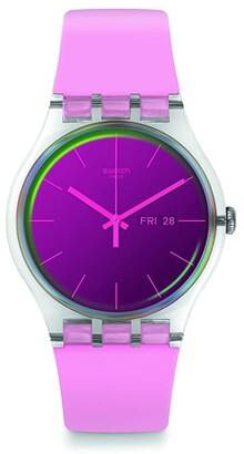 Swatch Polarose - SUOK710 (Pink) Watches