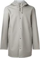 Stutterheim Stockholm raincoat - unisex - Cotton/Polyester/PVC - L