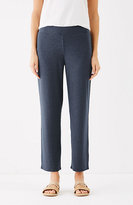 J. Jill Pure Jill Tencel®-Soft Knit Ankle Pants