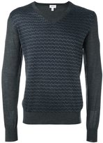 Brioni V-neck jumper - men - Silk/Cashmere - 56