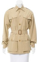 Ralph Lauren Belted Lightweight Jacket
